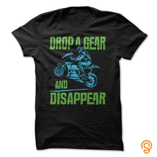 half-priced-drop-a-gear-motorcycle-shirt-tee-shirts-sayings-and-quotes