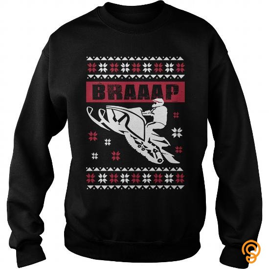 Essential Snowmobile Christmas Sweater Tee Shirts Quotes