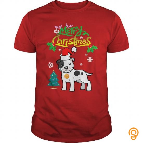 styling-merry-christmas-dogs-pitbull-t-shirts-buy-online