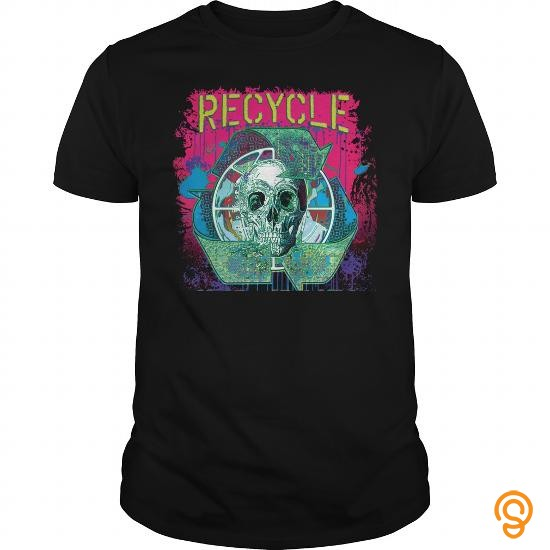 designer-recycle-or-die-earth-day-skull-tee-shirts-size-xxl