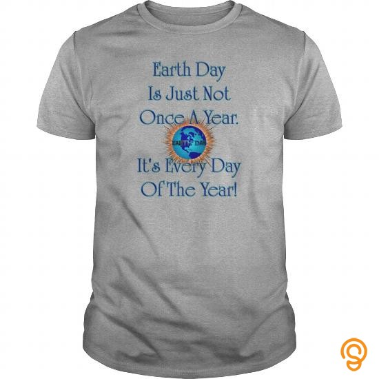 personal-style-earth-day-every-day-kids-t-shirt-tee-shirts-clothes