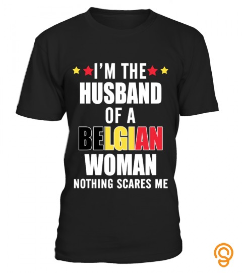 Husband Of A Belgian Woman