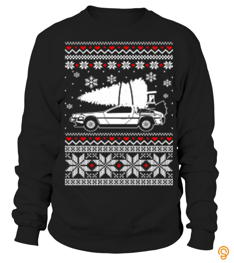 Fashionable car Christmas  Tee Shirts Clothes