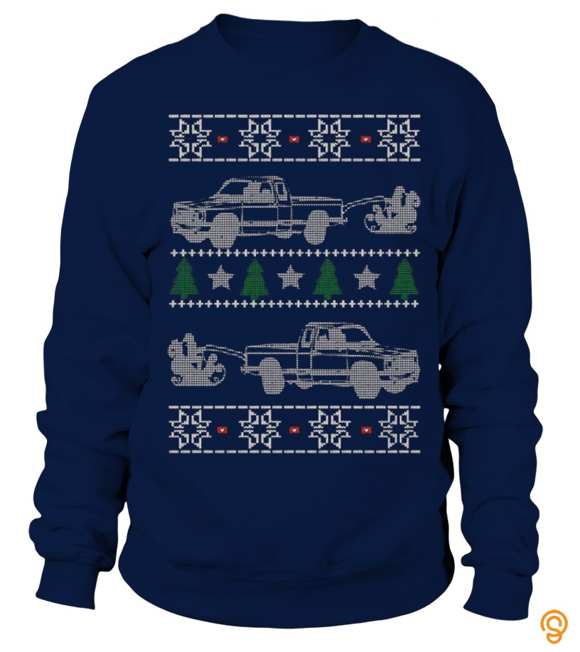 Easy Wear christmas sweater Tee Shirts Clothes