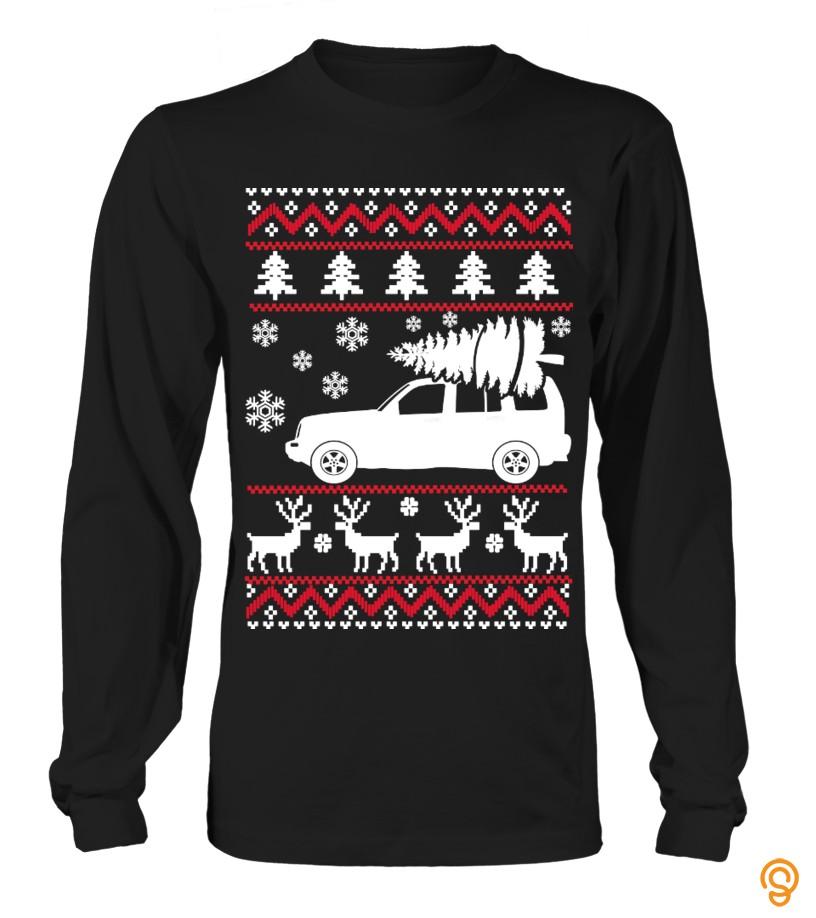 Landcruiser Ugly Sweater
