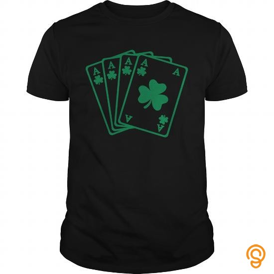 custom-shamrock-poker-t-shirts-t-shirts-screen-printing