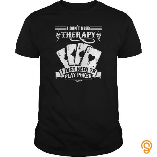 printed-therapy-just-poker-shirt-t-shirts-buy-online