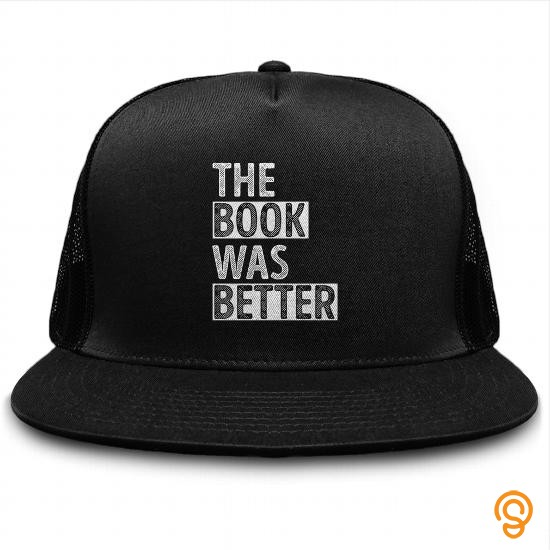 styling-the-book-was-better-cap-t-shirts-review