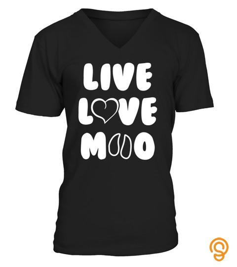 Live Love Moo Cow