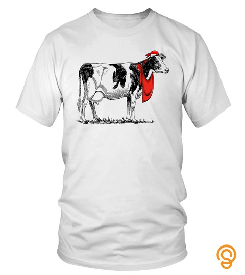 Cow Shirts Summer Funny Cute