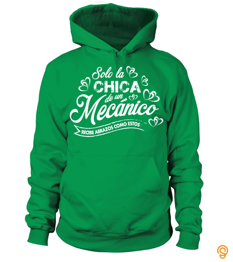 tailored-solo-la-chica-de-un-mecanico-tee-shirts-sayings-and-quotes