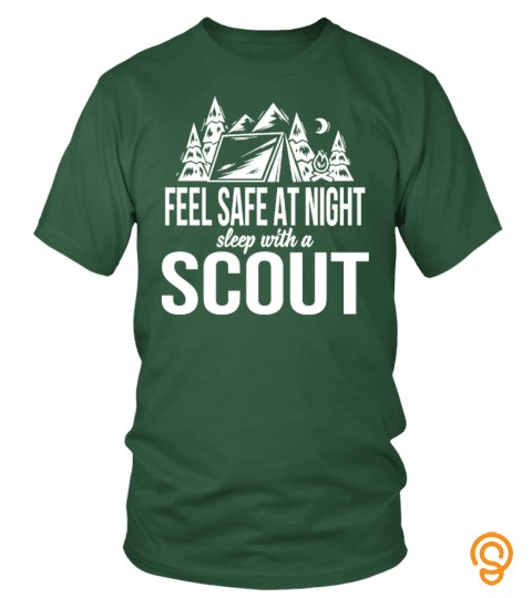 Feel Safe At Night Sleep With A Scout