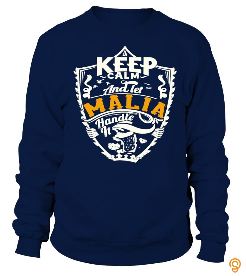 Colored MALIA T Shirts Sayings Men