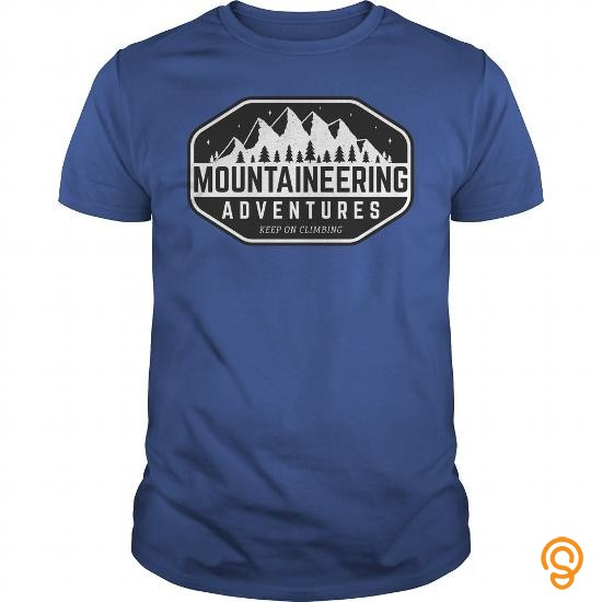 outdoor-wear-mountaineering-adventures-t-shirts-for-sale