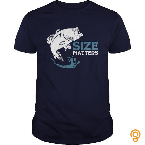 Quality Size Matters T Shirts Sayings Women