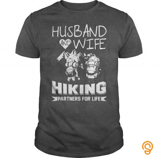 popular-hiking-partners-for-life-tee-shirts-review