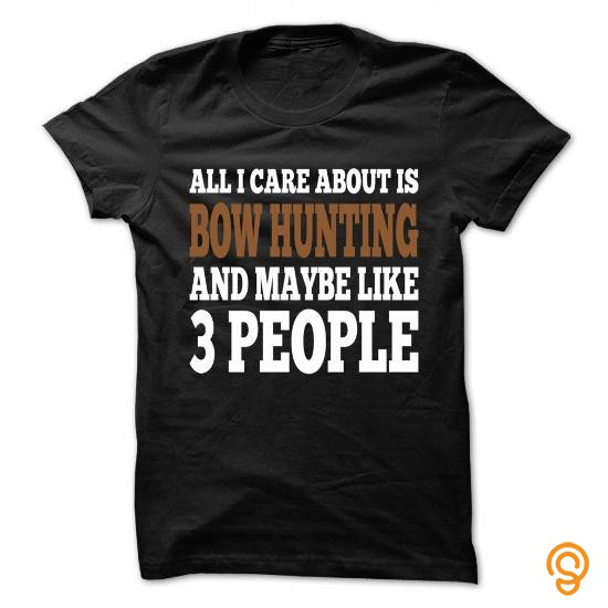 personal-style-bow-hunting-t-shirts-printing