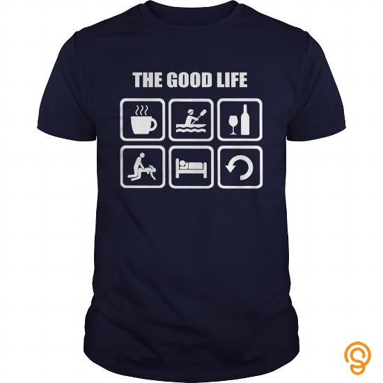 premium-rafting-the-good-life-funny-rafting-shirt-t-shirts-apparel