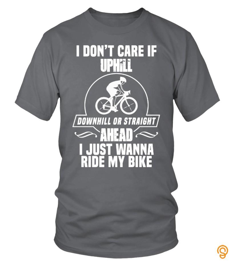 I Just Wanna Ride My Bike