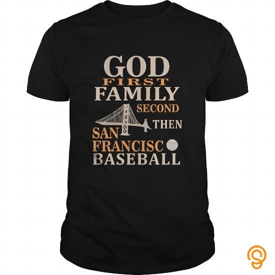 Active San Francisco Baseball T Shirts Clothing Company