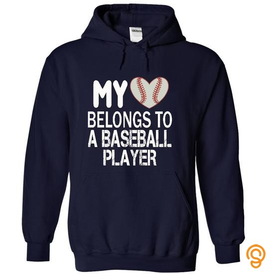 engineered-my-heart-belongs-to-a-baseball-player-t-shirts-review