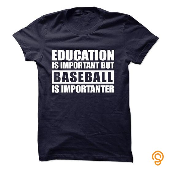 sporty-baseball-is-importanter-tee-shirts-clothing-company