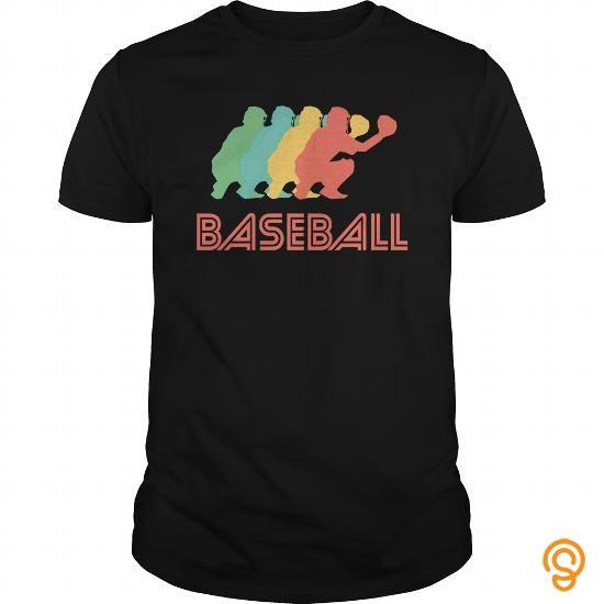 professional-baseball-catcher-retro-pop-art-t-shirts-sale