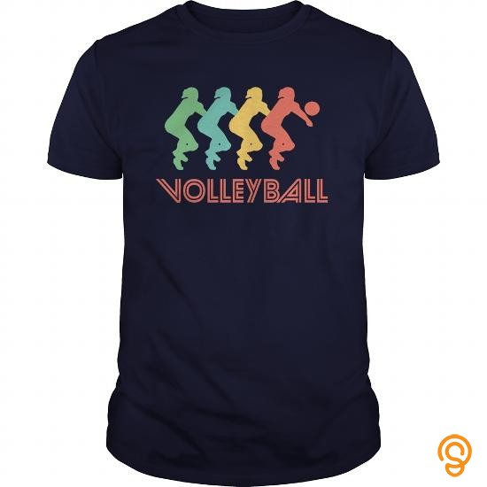 decorative-volleyball-retro-pop-art-tee-shirts-screen-printing