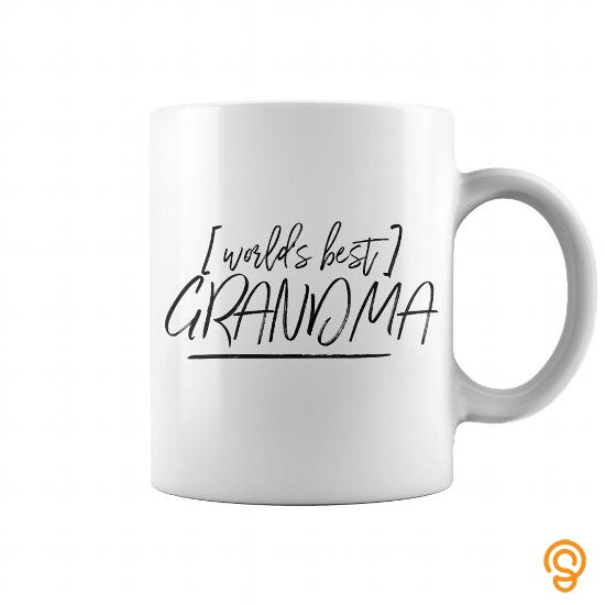 cheap-worlds-best-grandma-mothers-day-gift-tee-shirts-design