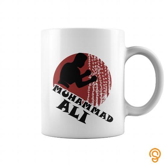 Closet Muhammad Ali T Shirts Gift