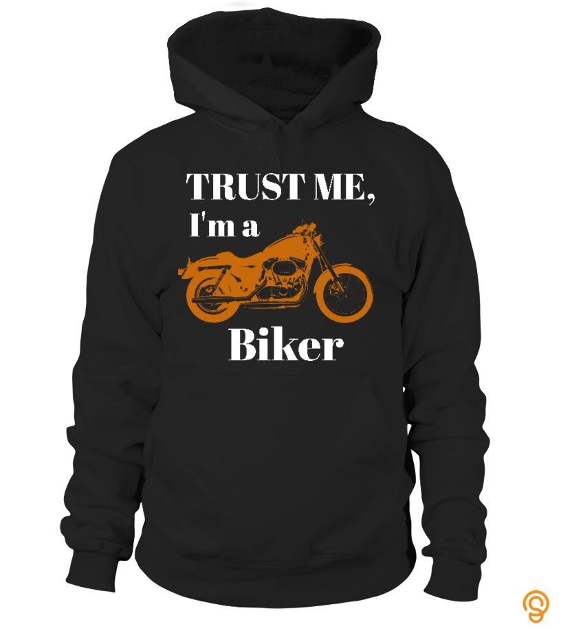 Season Trust me I'm a Biker Tee Shirts Sayings Men