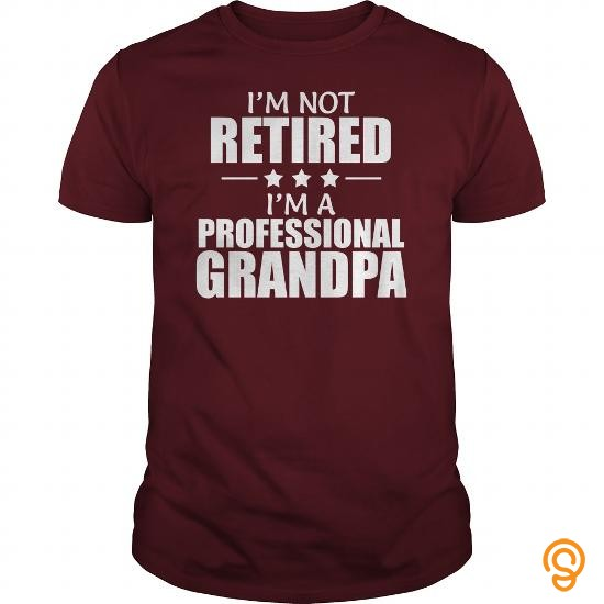 finely-detailed-i-m-not-retired-i-m-a-professional-grandpa-t-shirts-for-sale