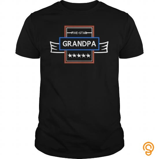 casual-five-star-grandpa-t-shirts-buy-now