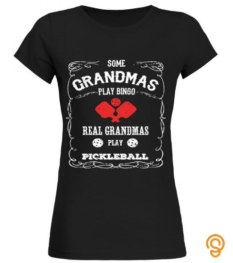 Pickleball Grandma