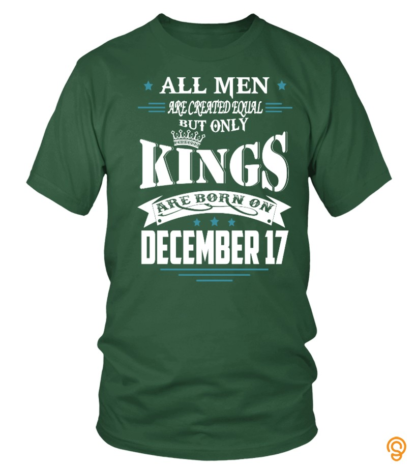 Kings Are Born On December 17
