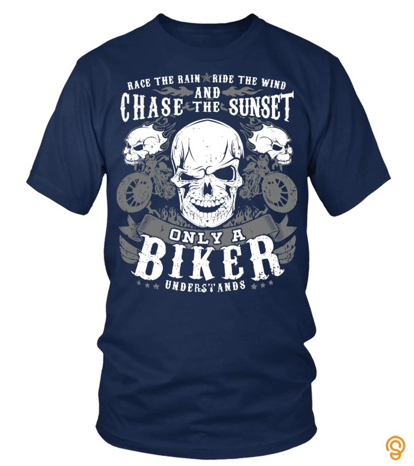 Order Now ONLY A BIKER UNDERSTANDS T SHIRT T Shirts Saying Ideas