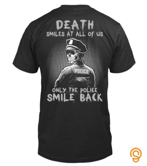 Police Smile Back The Death