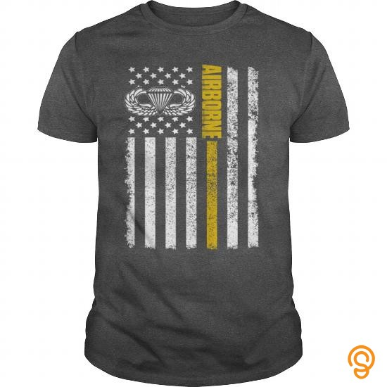 Sporty airborne 82nd airborne paratrooper airborne army Tee Shirts Sayings Women
