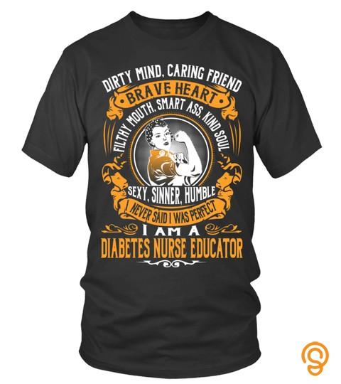 Diabetes Nurse Educator