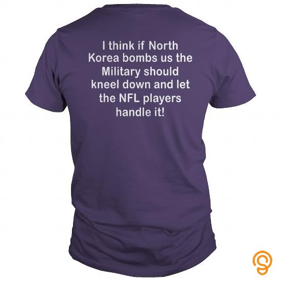 standard-i-think-if-north-korea-bombs-us-the-military-should-kneel-down-and-let-the-purple-back-shirt-t-shirts-size-xxl