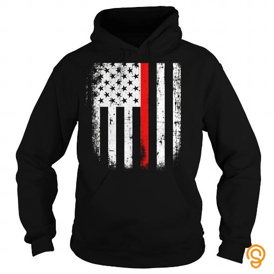 fashion-thin-red-line-shirt-military-ampampamp-firefighter-usa-flag-tshirt-t-shirts-material