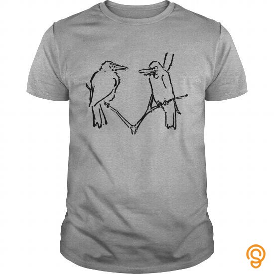 discounted-birds-talking-tree-branch-tee-shirts-clothing-brand