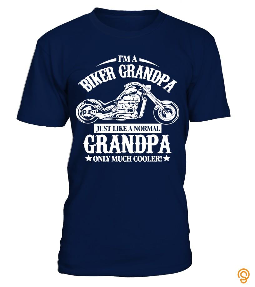 I'm A Biker Grandpa
