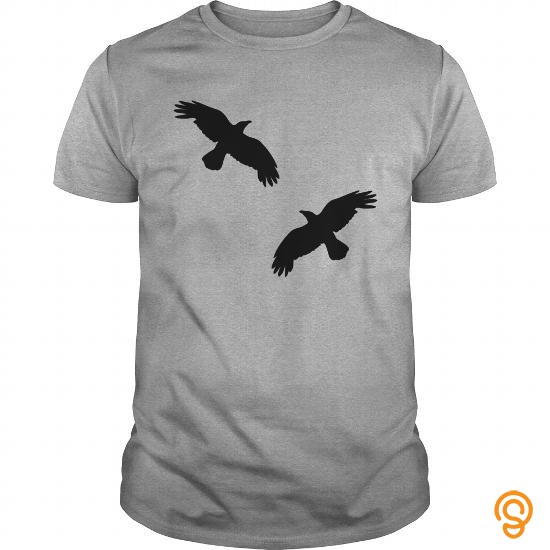 casual-1-color-raven-mystical-crows-flying-birds-womens-t-shirts-t-shirts-sayings