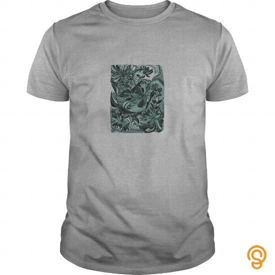 d8e825040 Adorable Birds In Forest 01 Blur Tee Shirts Printing  ShiningTee ...