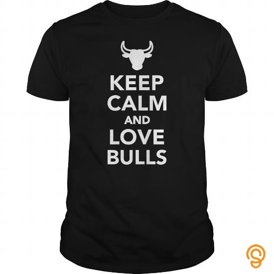 form-fitting-keep-calm-and-love-bulls-t-shirts-for-sale