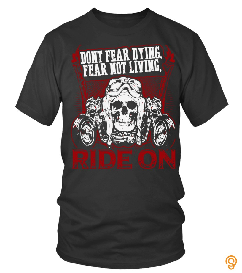 Model Motorcycle Skull Biker Gift Tee Shirts Clothing Company