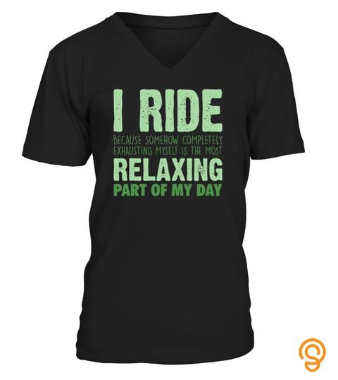 Ride Bike Cycling For Relaxing
