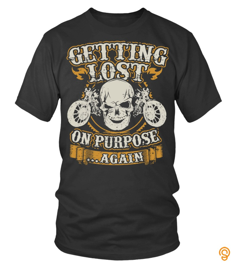 Durable Motorcycle Skull Biker Gift Tee Shirts Clothing Brand