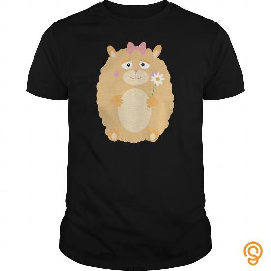 modern-fluffy-hamster-womens-tshirts-t-shirts-material